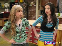 Sam and Carly - icarly Photo