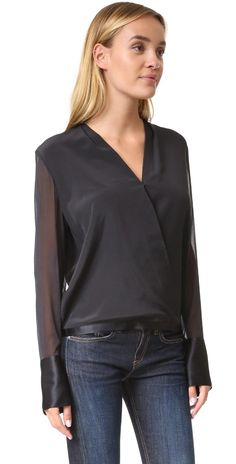 Rag & Bone Blaine Top | SHOPBOP
