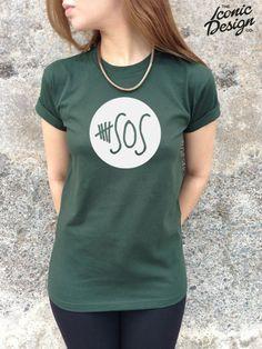 * 5 Seconds of Summer T-shirt Top 1D Niall Horan 5SOS 5 SOS Hipster Tumblr *