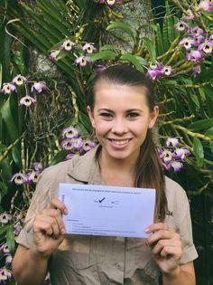 Bindi Irwin tweets support for gay marriage in Australia  Bindi Irwin took to Twitter Saturday to weigh in on the gay marriage debate in her native Australia.  #DWTS #BindiIrwin #SteveIrwin @DancingwiththeStars