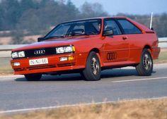 1980 Audi quattro #Audi_1980 #Audi_quattro