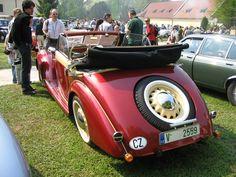 Sodomka Aero 50 2+1 Vintage Cars, Antique Cars, Automobile, Motorcycle, Vehicles, Vans, Concept, Autos, Catalog