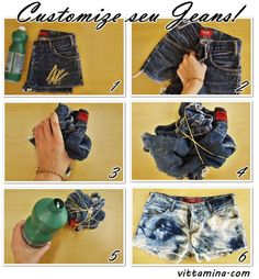 DIY Jeans! |