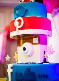 #socialmedia #cakes
