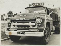 CHEVROLET PHOENIX BIER 1956 Chevy Truck, Old Scool, Phoenix, The Old Days, Chevy Trucks, Volvo, Chevrolet, Antique Cars, Transportation