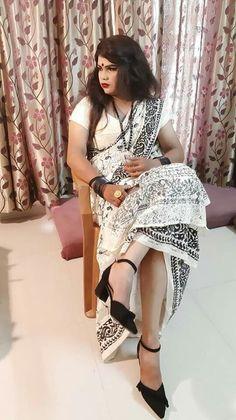 Indian Crossdresser, Crossdressers, High Low, Collection, Dresses, Fashion, Vestidos, Moda, Fashion Styles