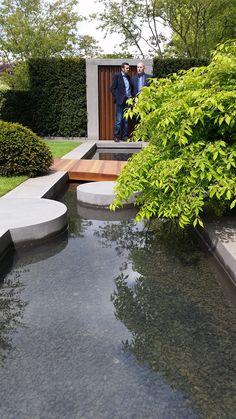 Homebase Urban Retreat Garden - Gold Medal Winner at Chelsea Flower Show 2015