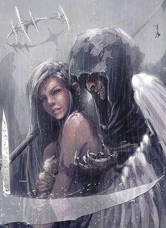 2/3 Dark Angels
