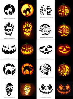 Free Halloween Vectors, PSD, Icons & Party Posters for 2014 Free-printable-Scary-Halloween-Pumpkin-Carving-Stencils-Patterns Minion Pumpkin Carving, Scary Pumpkin Carving Patterns, Halloween Pumpkin Carving Stencils, Pumpkin Carving Templates, Pumpkin Carvings, Pumpkins Carving Stencils, Minion Pumpkin Template, Minion Pumpkin Stencil, Ideas For Pumpkin Carving