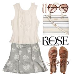 """""""To love roses 1802"""" by boxthoughts ❤ liked on Polyvore featuring Aéropostale, Dorothy Perkins, Prada, Armani Collezioni, Chanel and contestentry"""