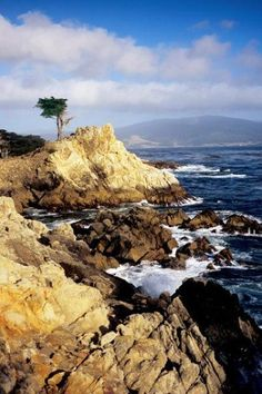 Pebble Beach Resorts:    The legendary Pebble Beach Resorts, between Monterey and Carmel, California, features four renowned golf courses, three acclaimed resorts and a world-class spa.