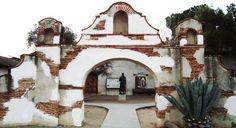 Mission San Miguel, San Miguel CA