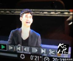 nice Kim Soo Hyun - Today was held in Busan Lotte Family Concert.  Preview of fansites cr: Homi1228