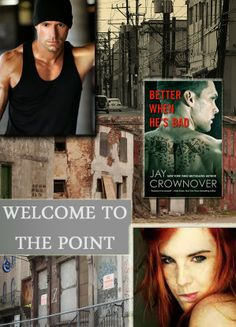 FicWishes: Blog Tour: BETTER WHEN HE'S BAD by Jay Crownover EXCERPT + GIVEAWAY