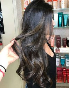 Get Inspired with These Gorgeous Long Hairstyles 2018