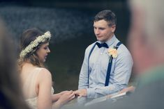 Lakeside elopement in the Irish Wicklow Mountains and Glendalough Got Married, Getting Married, Romantic Photos, United States Navy, Couple Photography, Bride Groom, Ireland, Anna, Flower Girl Dresses