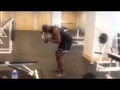 This movement still takes advantage of the proper force angle, but it encourages an isometric contraction of the shoulder retractors and postural muscles bec. Lower Traps, Isometric Contraction, Overhead Press, Workout For Beginners, Beginner Exercise, Back Exercises, I Work Out, Kettlebell, Excercise