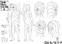 "Obito Uchiha and Guruguru -Concept ART - STUDIO PIERROT Episode 345 ""I'm in Hell?"" (Naruto Shippuden) All rights reserved by Masashi Kishimoto"