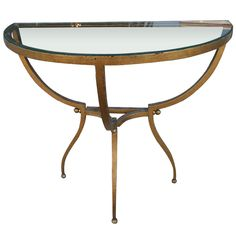 50's Side Table by Arturo Pani