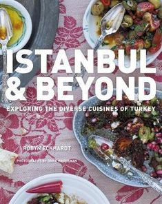 There's more to Turkish cuisine than kebabs, baklava, and mezze — the menu items people are most familiar with in the United States Istanbul, Top Cookbooks, Turkish Recipes, Ethnic Recipes, Thing 1, Food To Go, Fun Food, People Eating, Home Food