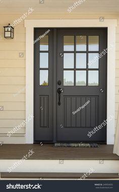 Nice Triple Bunk Beds Ideas for Your Children's Bedroom Black Front Doors, Double Front Doors, Triple Bunk Beds, Door Design, Garage Doors, Bedroom, Nice, Outdoor Decor, Beautiful