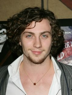 """Aaron Johnson at the """"Nowhere Boy"""" Los Angeles Special Screening in 2010."""