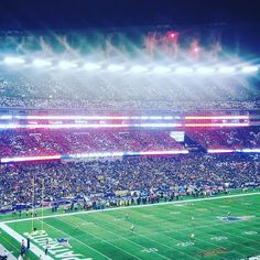Opening Night Gillette