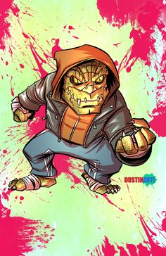Killer Croc from Suicide Squad by DustinEvans on DeviantArt