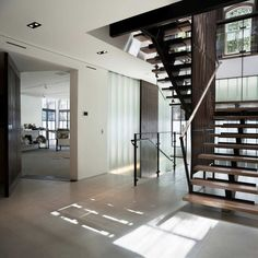 cool open stairs