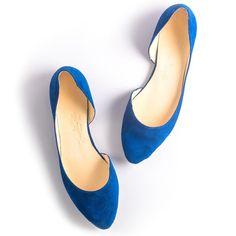 Jasmine Simple Elegance, Elegant, Royal Blue Color, Pumps, Heels, Jasmine, Ballet Flats, Fancy, Model