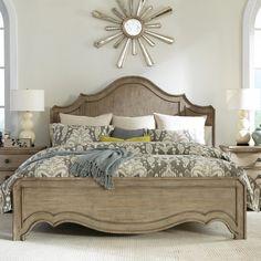 Corinne King Bedroom Group 2 by Riverside Furniture at Hudson's Furniture Bed Furniture, Master Bedroom Design, Bedroom Design, Riverside Furniture, Furniture, Elegant Bedding, Diy Furniture Bedroom, Arched Headboard, Bedroom Sets Furniture King