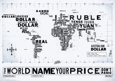 money names of the world | World Currency Worth