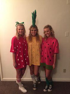 Fruit Costume DIY
