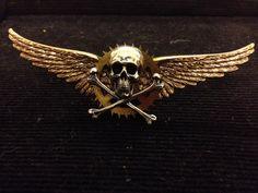 Steampunk  Airship pirate wings  Large  by ColJamesVonSiegfried, $40.00