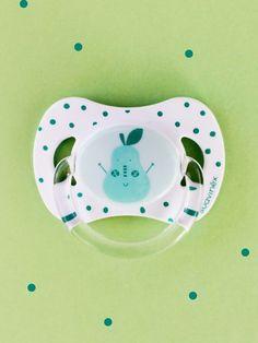 Pack 3 chupetes pera personalizados de látex o silicona ¡y portachupetes de regalo!   Pinterest: Living Suavinex Spain