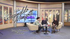 Evangeliza Show | Padre Reginaldo Manzotti | Hipnose