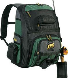 Browning fishing backpack tackle bag fishing pinterest for Browning fishing backpack