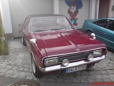 opel commodore a race car | Opel Commodore A 2200 von commodore68 - Oldtimer und Youngtimer der ...