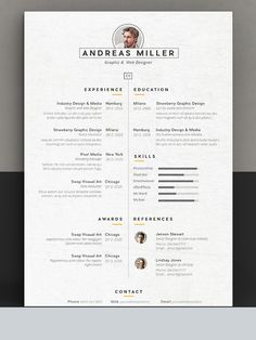 If you like this cv template. Check others on my CV template board :) Thanks for sharing! Graphic Design Resume, Letterhead Design, Cv Design, Resume Design Template, Cv Template, Resume Templates, Templates Free, Curriculum Template, Portfolio Resume