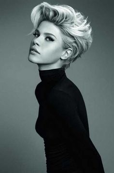 Hairstyles Trends Undercut in short along the sides and back