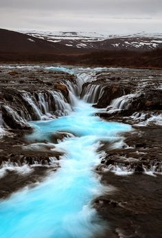 Iceland. Nature