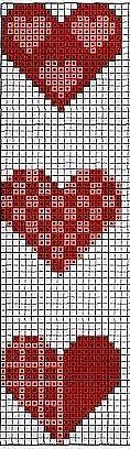 Marcalibro corazones