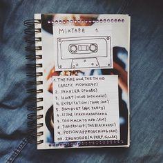 si tuviera que hacer(te) un mixtape.
