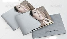 Brochure templates trend setters
