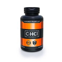 Kaged Muscle Patented C-HCl, 750mg 75 Count Creatine HCl Capsules - Made in the USA -- Check this awesome product by going to the link at the image.