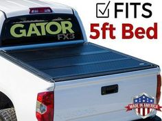 Hidden Snap On Tonneau Cover For 95 04 Tacoma 89 94 Toyota Pickup