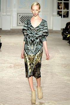 London Fashion Week : Gallery : Maria Grachvogel