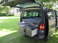 NIEUWMAC Box Modulaire Auto Camperbox Campingbox | Kapaza