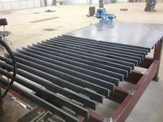 Viewing a thread - New Welding Table Pics.: