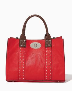 charming charlie | Holmes Bag-in-Bag Satchel #charmingcharlie